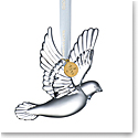 Waterford Crystal 2021 Dove of Peace Ornament