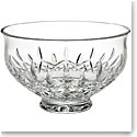 "Waterford Lismore Footed 8"" Crystal Bowl"
