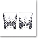 Waterford Crystal Amaranth DOF Pair