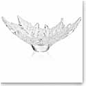 Lalique Crystal, Champs Elysees Small Crystal Bowl, Clear