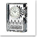 Waterford Lismore Crystal Small Clock