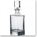 Rogaska Crystal, 1665 Manhattan Whiskey Crystal Decanter