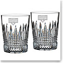 Waterford 2020 MLB Champions LA Dodgers Lismore Diamond DOF Glasses, Pair