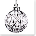 Waterford Crystal 2021 Huntley Ball Dated Ornament, Limited Edition