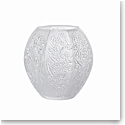 Lalique Sakura Small Vase, Clear