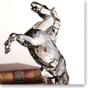 Swarovski Soulmates Satin Stallion Sculpture
