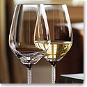 Swarovski Crystalline Crystal White Wine Glass, Pair