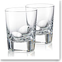 Rogaska Crystal, 1665 Manhattan Crystal DOF Tumbler Pair