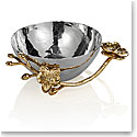Michael Aram Golden Orchid Nut Dish