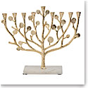 Michael Aram Botanical Leaf Gold Menorah