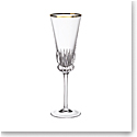 Villeroy and Boch Grand Royal Gold Flute Champagne, Single
