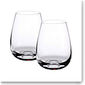 Villeroy and Boch Scotch Whisky Single Malt Highlands Whisky Tumbler, Pair