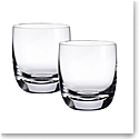 Villeroy and Boch Scotch Whiskey Blended Scotch Tumbler No. 1 Pair