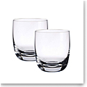 Villeroy and Boch Scotch Whiskey Blended Scotch Tumbler No. 2 Pair