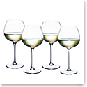 Villeroy and Boch Purismo Wine White Wine Soft & Rounded Set of 4