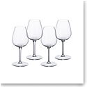 Villeroy and Boch Purismo Special Dessert Wine Set of 4