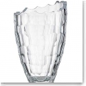 "Rogaska Crystal, 1665 Shangri-La 11"" Crystal Vase"