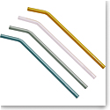 Villeroy and Boch Artesano Hot Beverages Glass Straws Set of 4
