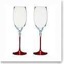 Villeroy and Boch Allegorie Premium Rose Riesling Pair