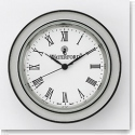 Waterford Sterling Silver, Tone Crystal Clock Face Insert, Small 1 1/2""