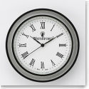 Waterford Silver, Tone Crystal Clock Face Insert, Medium 1 3/4""