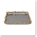 Michael Aram Wisteria Gold Square Platter
