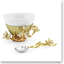 Michael Aram Cherry Blossom Porcelain Small Bowl with Spoon
