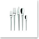 Villeroy and Boch Flatware NewMoon Cutlery 5 Piece Place Set