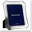 "Waterford Lismore 8 x 10"" Crystal Picture Frame"