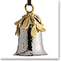 Michael Aram 2018 Mistletoe Bell Ornament