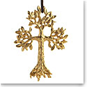 Michael Aram 2018 Leafy Cross Ornament