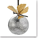 Michael Aram 2018 Butterfly Ginkgo Ornament