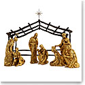 Michael Aram Nativity Gold, Limited Edition