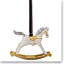 Michael Aram Rocking Horse 2019 Ornament