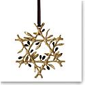 Michael Aram Olive Branch Star 2019 Ornament