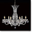 Waterford Crystal, Bluebell 6 Arm Crystal Chandelier