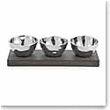 Michael Aram Ripple Effect Triple Bowl Set
