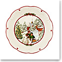 Villeroy and Boch Toy's Fantasy Large Bowl Sleigh Ride