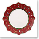 Villeroy and Boch Toy's Delight Dinner Plate Red
