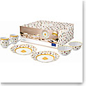 Villeroy and Boch Toy's Delight Breakfast for 2 Set, Anniversary Edition