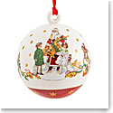 Villeroy and Boch Annual Christmas Edition 2021 Ball Ornament