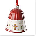 Villeroy and Boch Toys Delight Bell Ornament