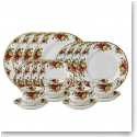 Royal Albert China Old Country Roses 20-Piece Set