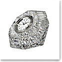 Waterford Crystal, Lismore Diamond Classic Crystal Clock