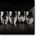 Waterford Mixology Mixed Shot Glasses, Set of Four