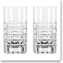 Waterford Crystal, Contemporary London Crystal Hiball Tumbler, Pair
