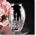 "Waterford Lismore Candy 5"" Bud Vase"