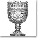 "Waterford Crystal, John Connolly 50Th Anniversary Prestige Camilla 15"" Crystal Centerpiece"