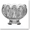 """Waterford John Connolly 50Th Anniversary Prestige Circle of Friends 12"""" Punch Bowl"""