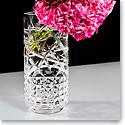 "Waterford Crystal, Jeff Leatham Fleurology Tina 16"" Crystal Vase"